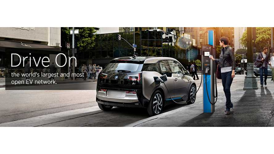 Number Of ChargePoint Locations Now Outnumber McDonald's, Starbucks, 7-Eleven And Walmart
