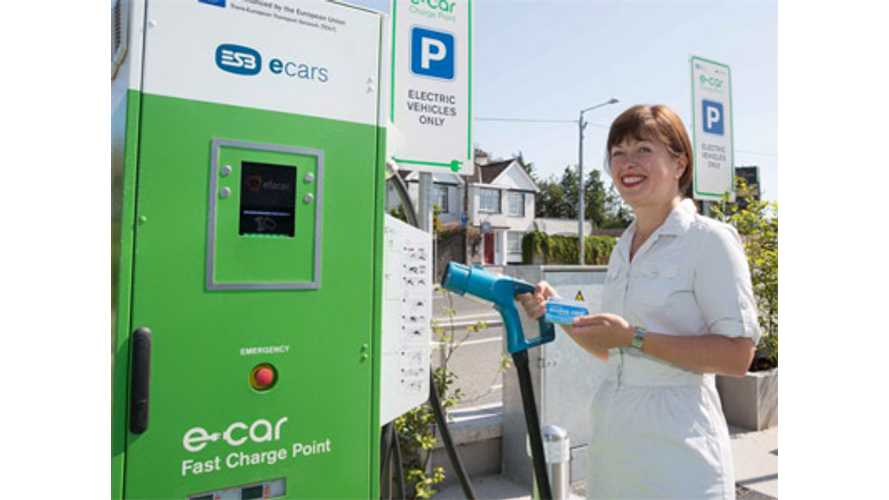 ESB Completes Pilot Electric Vehicle Project In Ireland For European Commission