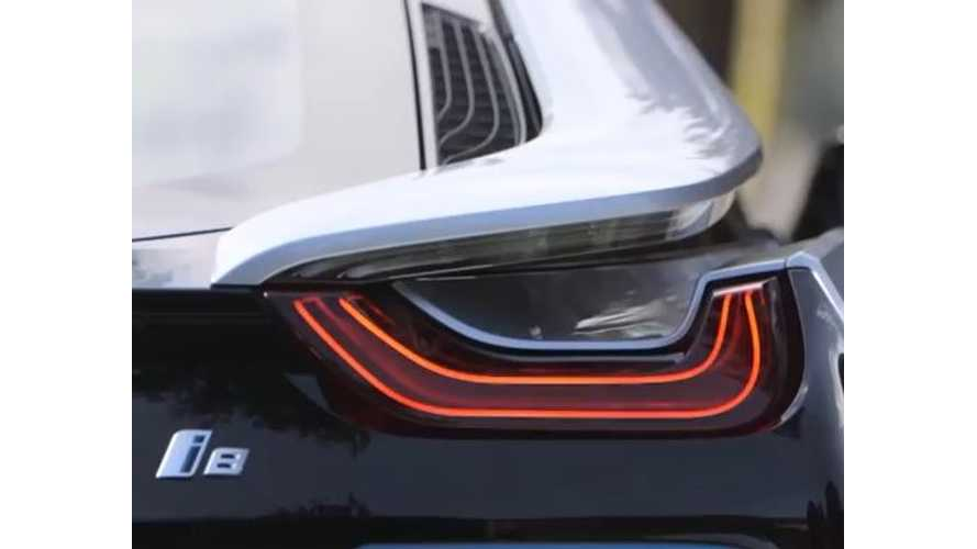 BMW i8 From Production To Delivery - Video
