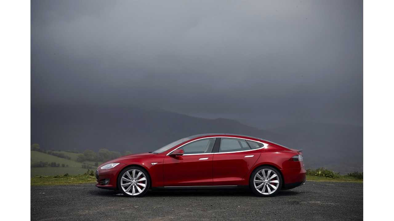 Australia's First-Ever Tesla Model S Public Test Drives To Occur This Weekend