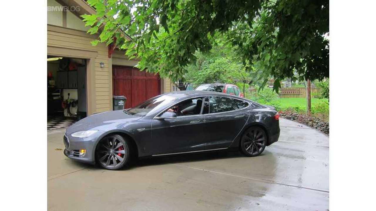 Tesla Model S P85D Test Drive Review