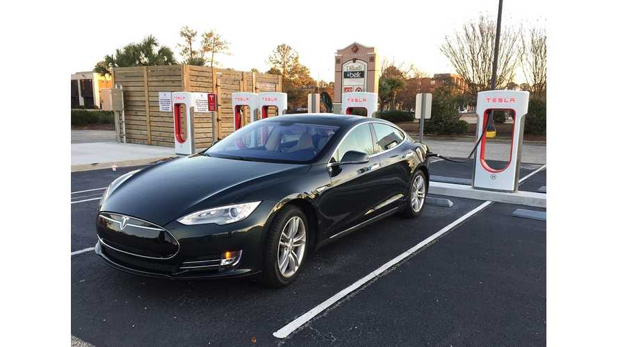 Owner's Story:  Picking Up A Pre-Owned Tesla Out Of State, Texas To Florida