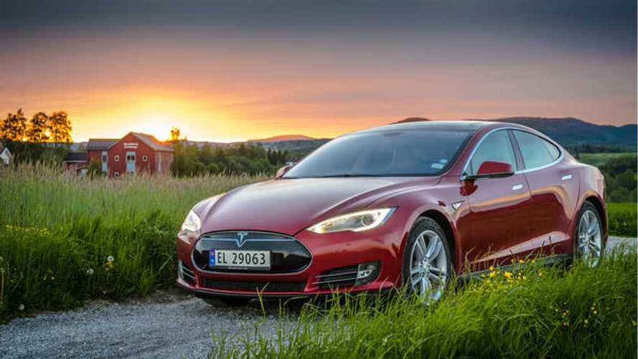 Bjorn Nyland's Tesla Model S
