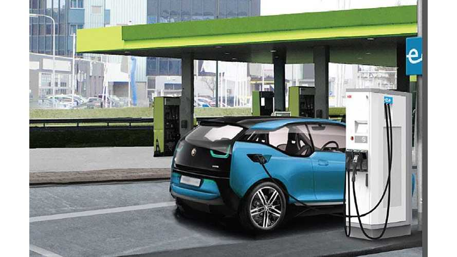 Microsoft Teams With ABB On Connected Services For Charging Stations