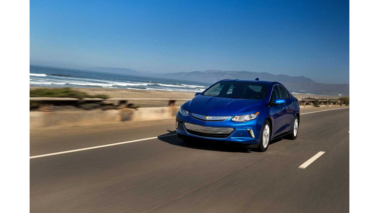Lease A Chevrolet Volt For Less Per Month Than A Toyota Prius
