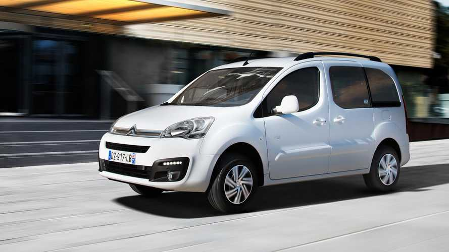 Citroen Reveals E-Berlingo Multispace 106-Mile Electric Van