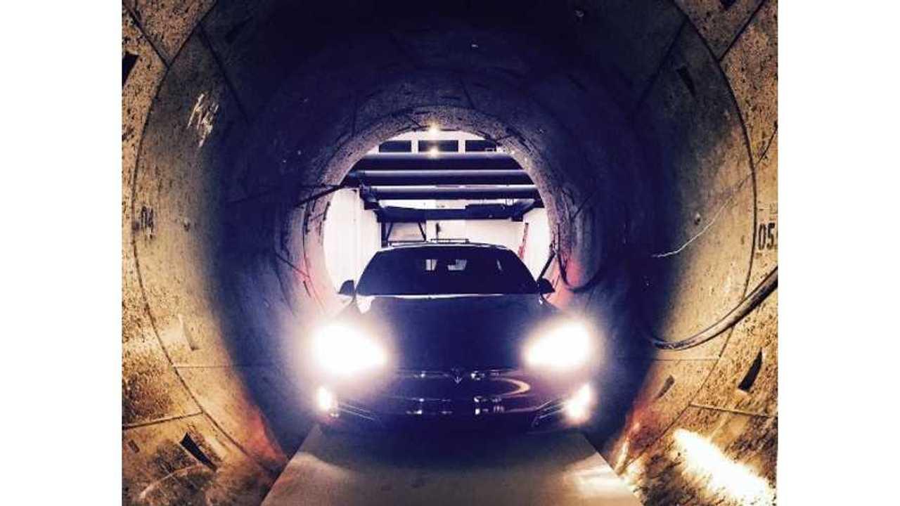 model s tunnel