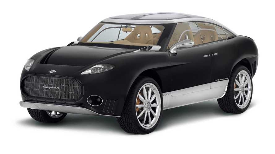The Super SUV That Arrived A Decade Too Early: Spyker D12