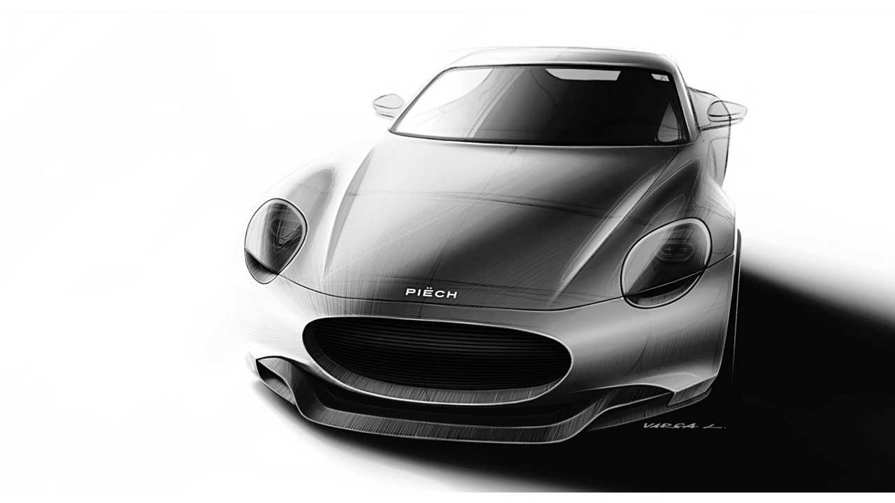 Mark Zero Electric Sports Car Revealed Ahead Of Geneva