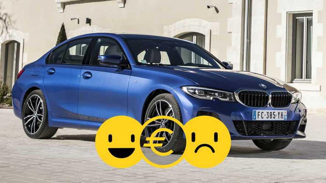 Promozione BMW Serie 3 aprile 2019