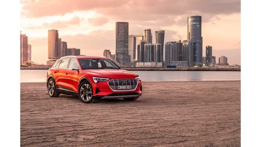 Audi E-Tron Now On Sale In UK: Priced From £71,490 ($91,875)