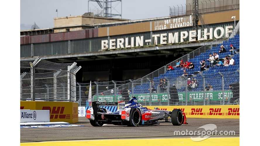 Rosberg Launches New Festival For Formula E Berlin Lead