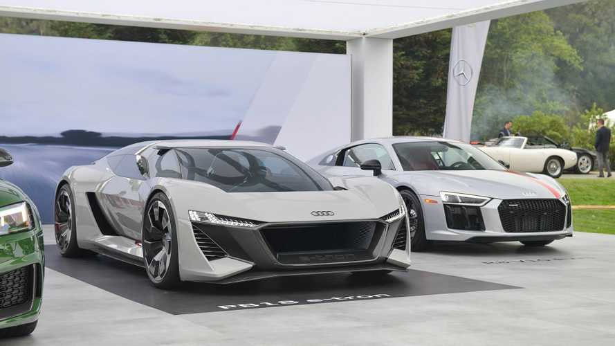 Audi P18 E-Tron Supercar Confirmed For Limited Production