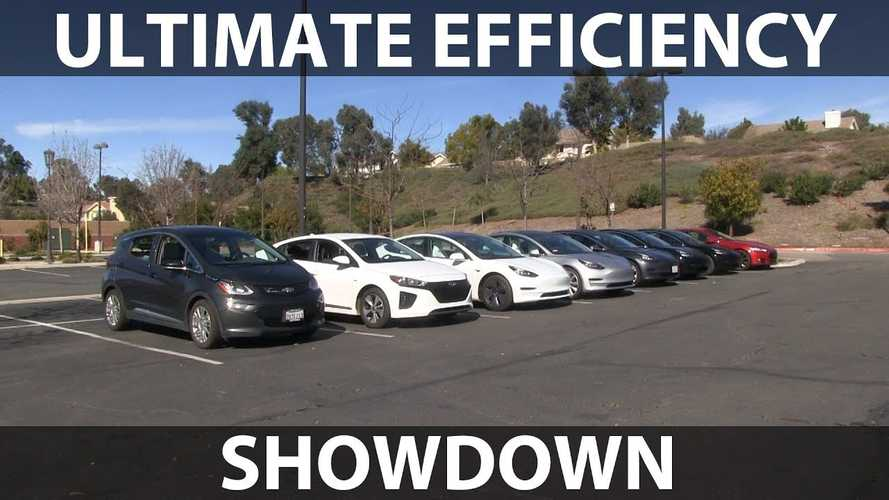 See Which EV Wins An Efficiency Showdown