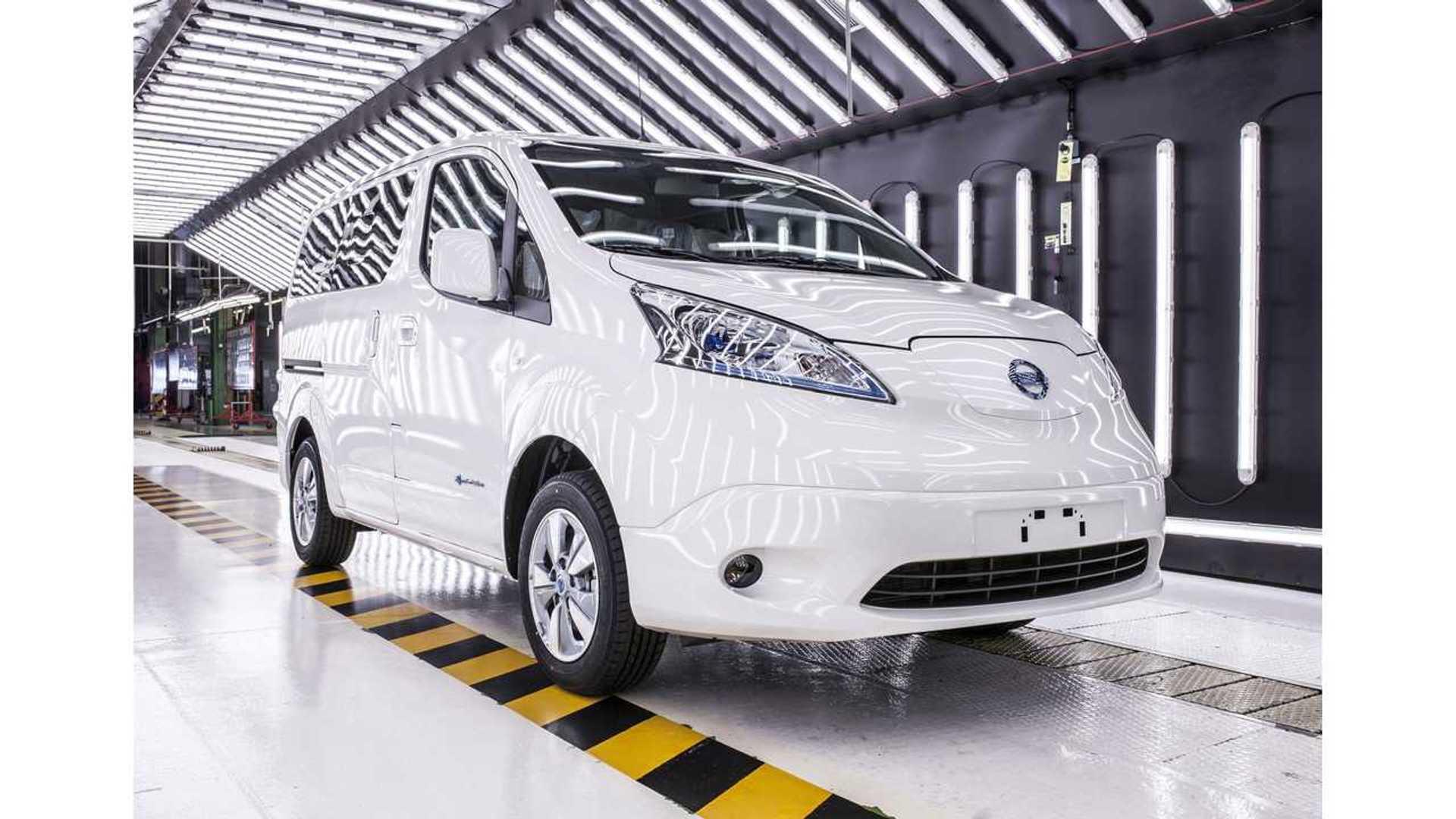 48136cbfb1cfb1 Nissan To Cancel Diesel NV200