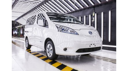 Nissan To Cancel Diesel NV200, Only Electric e-NV200 Remains