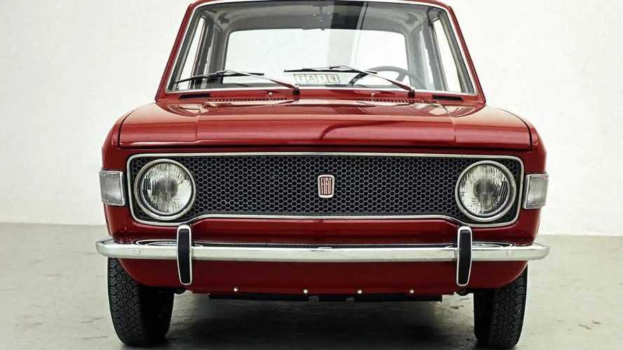 Fiat 128, le foto storiche