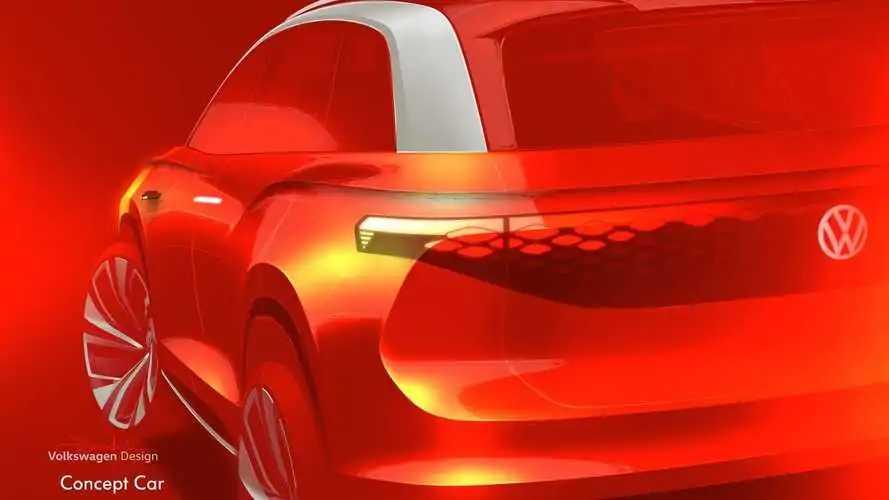 Volkswagen ID. Roomzz - Le teasing se poursuit