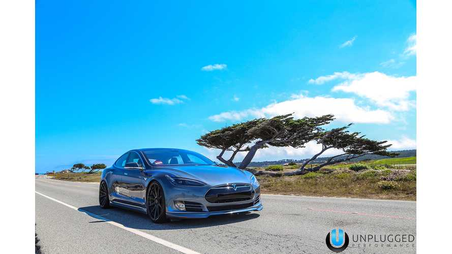 Unplugged Performance Tesla Model S Photo Gallery