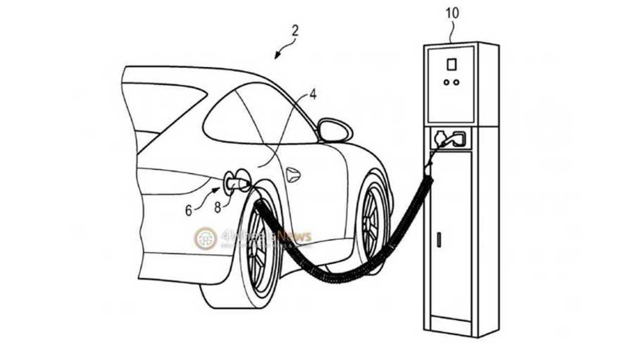 Porsche 911 Plug-In Hybrid Under Development