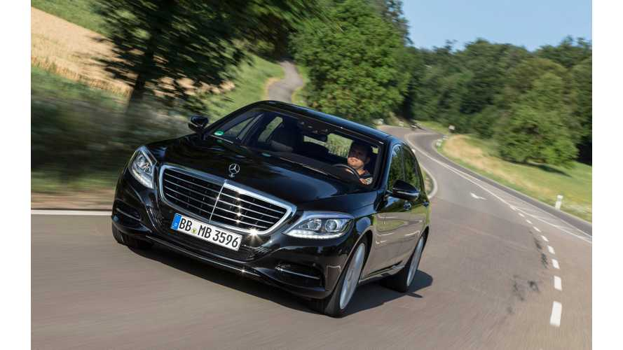 Mercedes-Benz S 500 Plug-In Hybrid On Sale Now - Priced From 108,945 Euros In Germany ($146,000 USD)