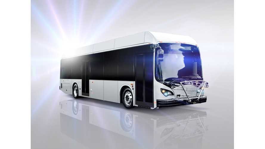 Martha's Vineyard Gets Charged Up By BYD Electric Buses