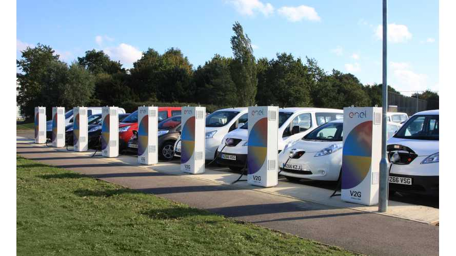 UK Grid Might Be Strained By EV Influx Come 2030