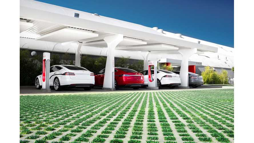 Tesla Extends Supercharger Route In Southern Australia