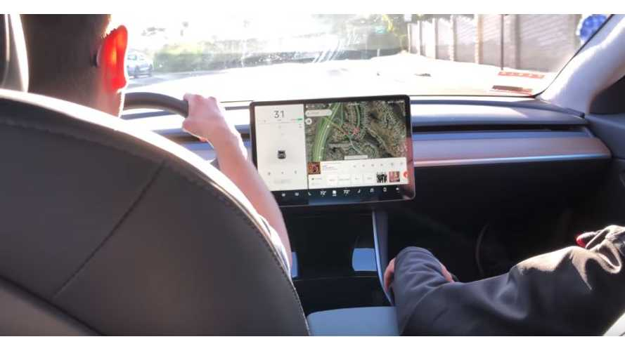 Tesla Model 3 Test Drive - 23-Minute Video