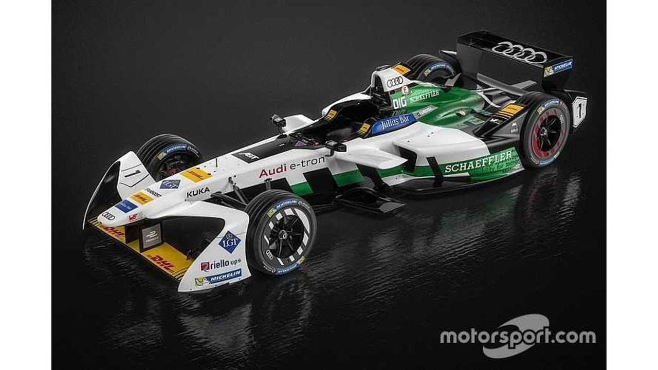 Di Grassi's Audi Formula E Deal Signed Through 2020