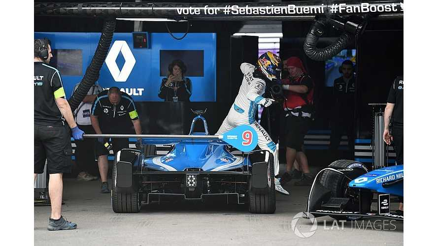 Formula E Eliminates Minimum Pit Stop Time