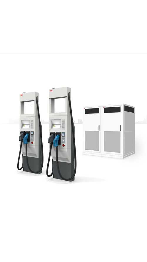 ABB Introduces 150-350 kW ABB Terra HP High Power Chargers