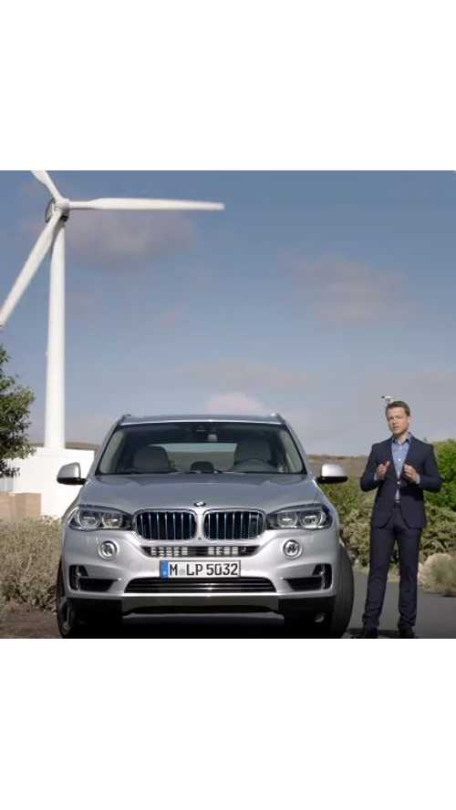"""BMW Releases """"What is BMW iPerformance?"""" Video"""
