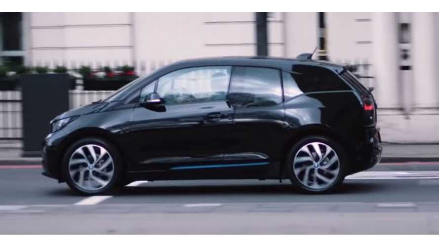 New BMW i3 Ad Hits The Spot - Video