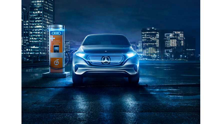 Daimler Invests In ChargePoint For Expansion Into Europe