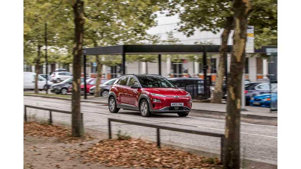 Hyundai Plug-In Electric Car Sales In November Hit Almost 8,000