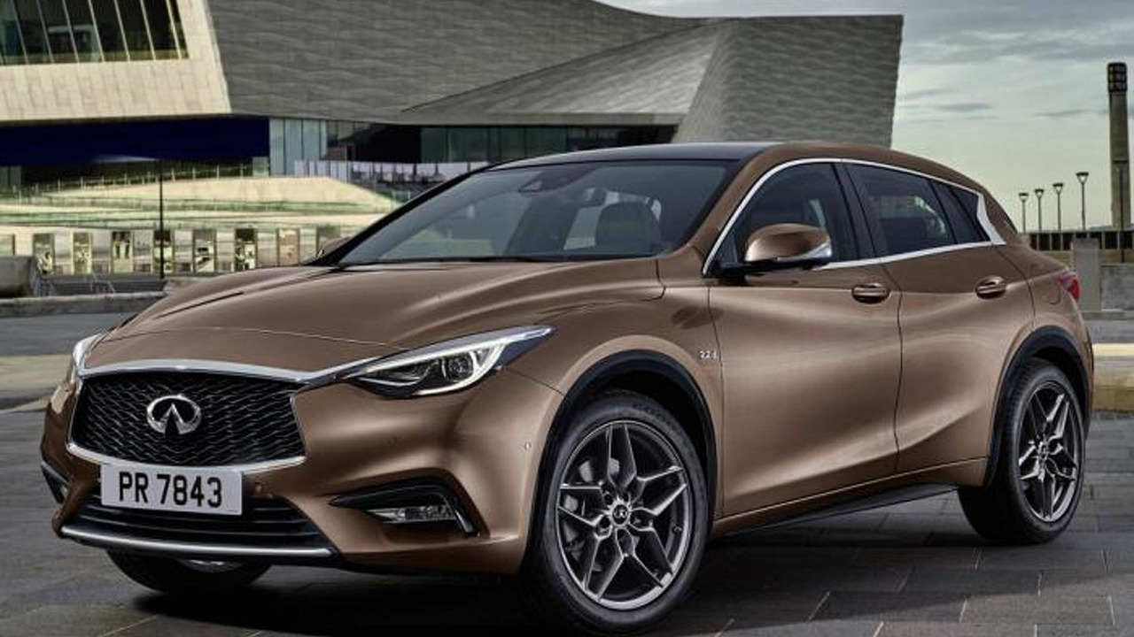 Infiniti Q30 leaked official image / autowp.ru