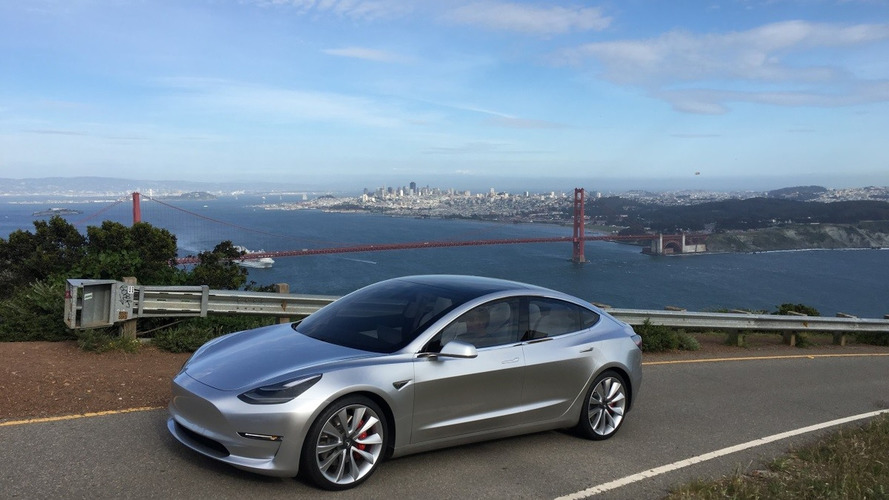 Tesla Model 3 - Présente au Mondial de l'Automobile de Paris ?