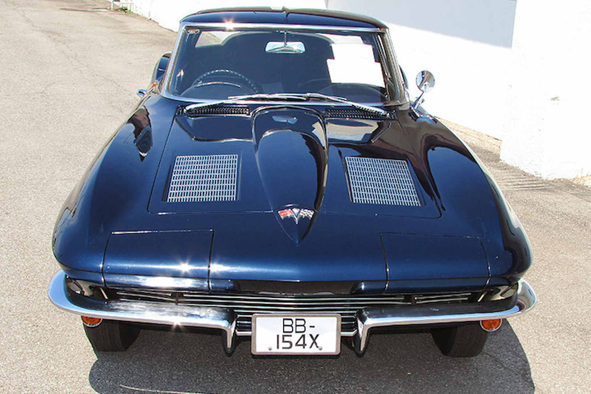 The World's Only Right-Hand Drive 1963 Corvette Z06 is Still