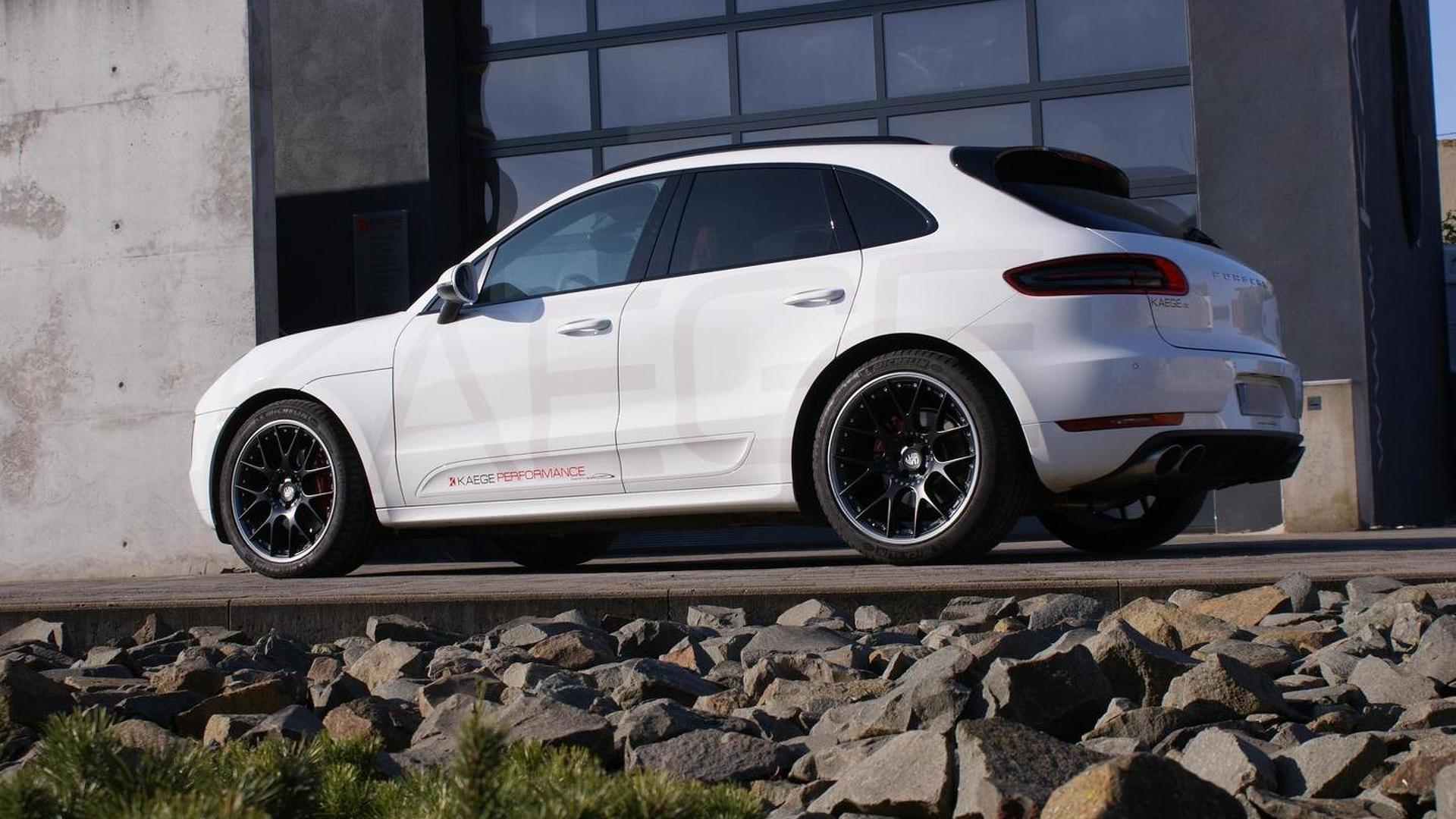 Porsche Macan S Diesel Tuned To 310 Hp By Kaege Video
