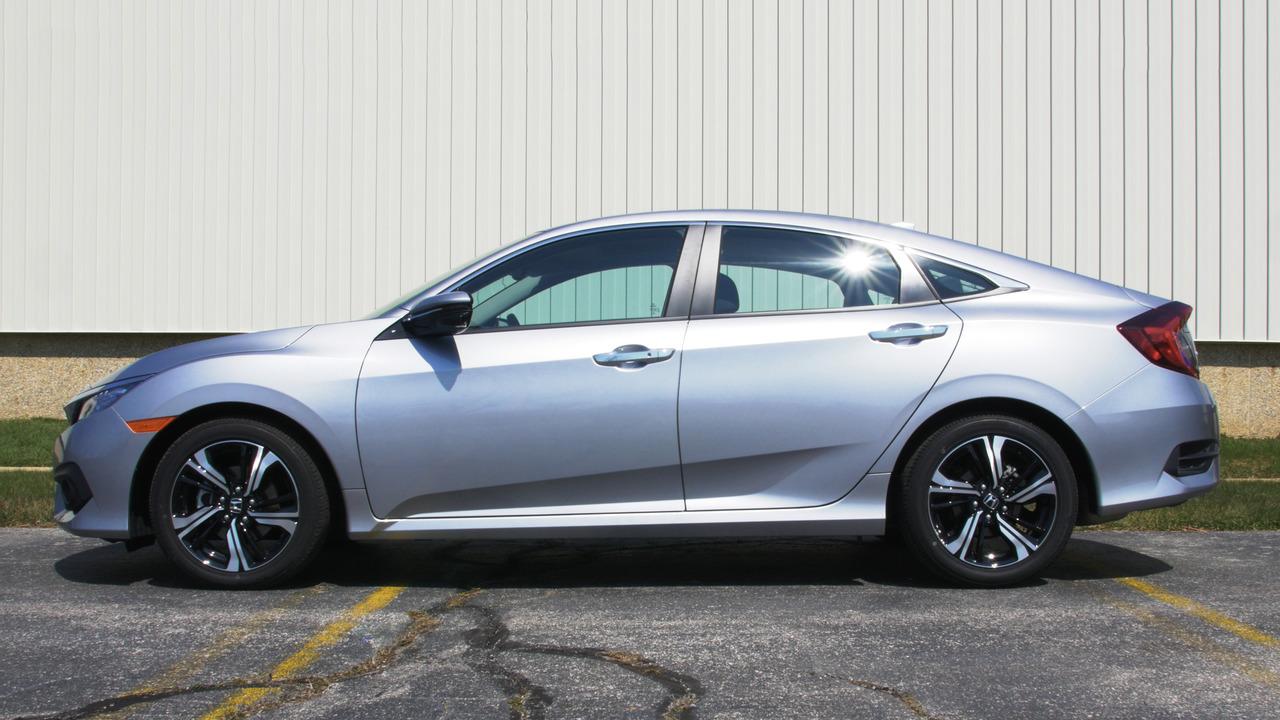 2016 Honda Civic Touring   Why Buy? Headliner