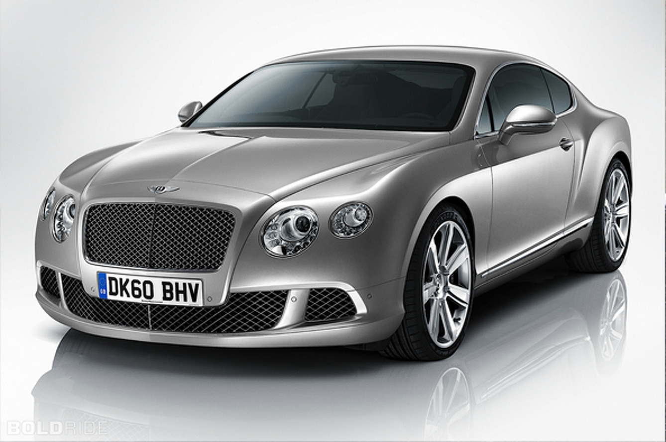 Review: 2012 Bentley Continental GT