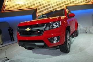 2015 Chevy Colorado is Ready to Tackle Tough Terrain