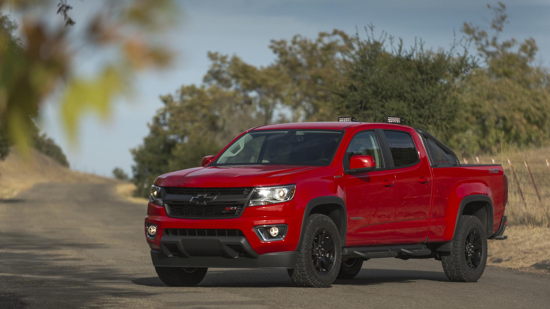 Chevrolet Colorado News Und Tests Motor1 Com