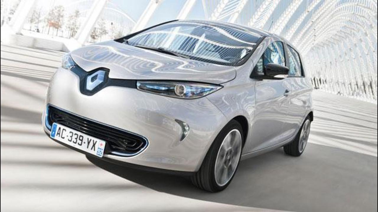 [Copertina] - Renault ZOE, l'auto elettrica verso la normalità