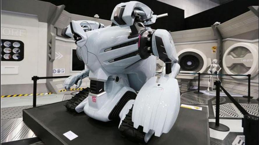 """Hyundai """"My baby"""" project, il futuro secondo i designer auto"""