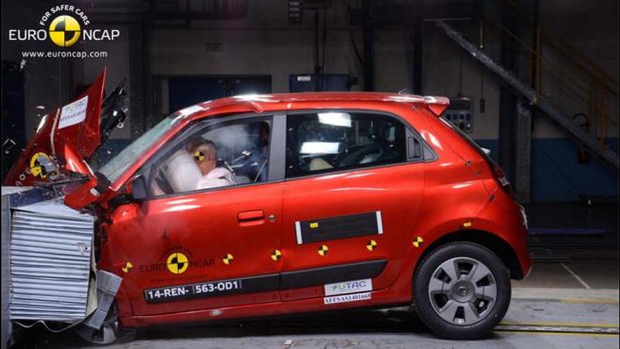 "Crash Test Euro NCAP, come si leggono le nuove ""stelle"""