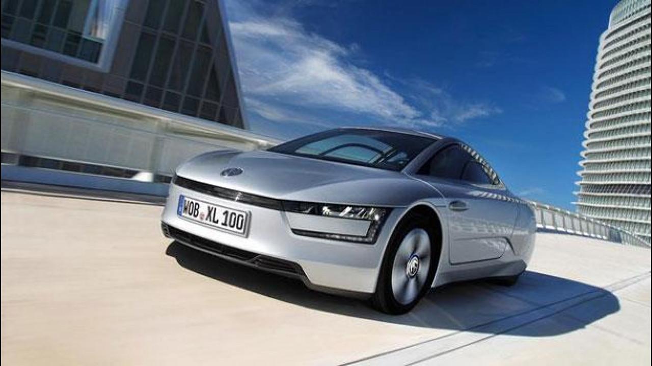 [Copertina] - Tutte le Volkswagen consumeranno meno di 4 litri per 100 km