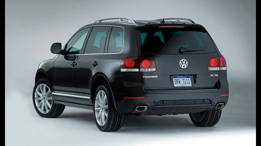Volkswagen Touareg Lux Limited edition