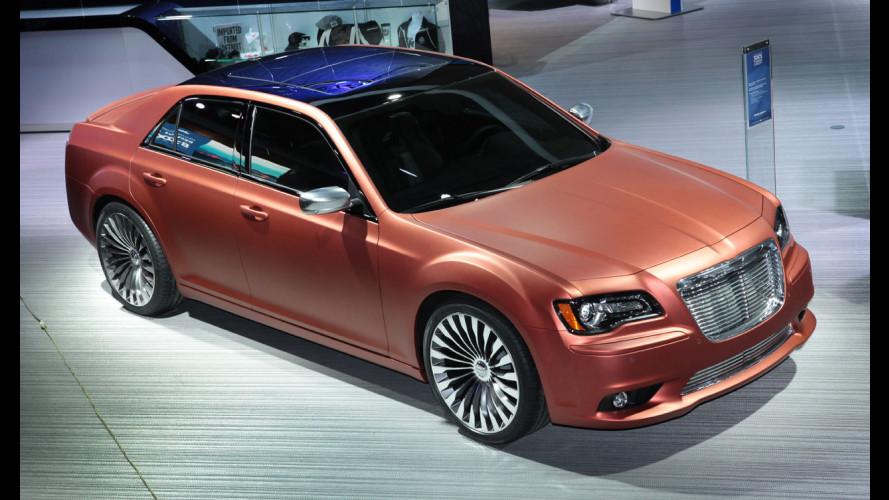 Chrysler 300, tris di varianti